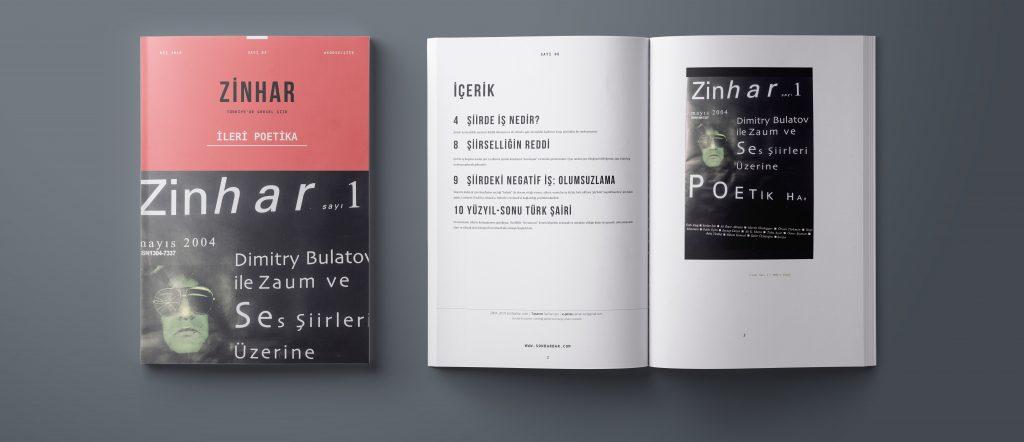 Zinhar'ın 8. sayısını okumak için tıklayın.